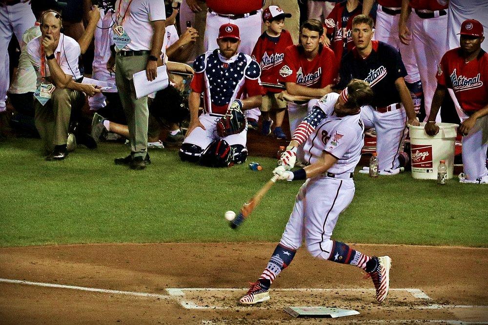 Bryce Harper - Home Run Derby