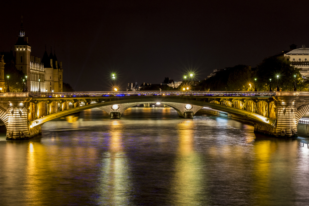 Bridge over Seine