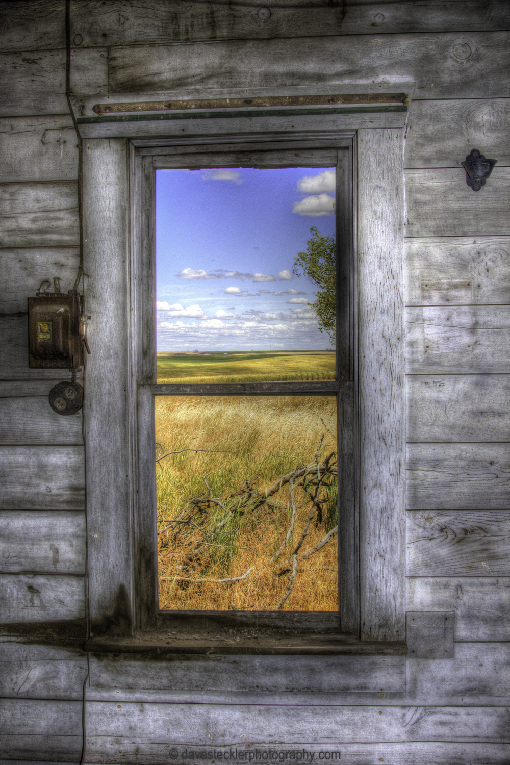 Window on Prarie