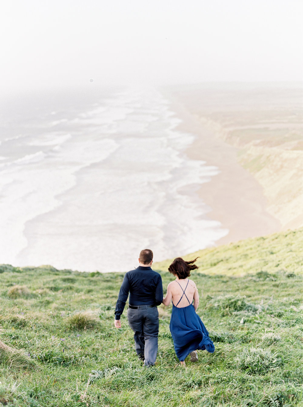 Point Reyes Engagement shoot - destination wedding photographer-2.jpg