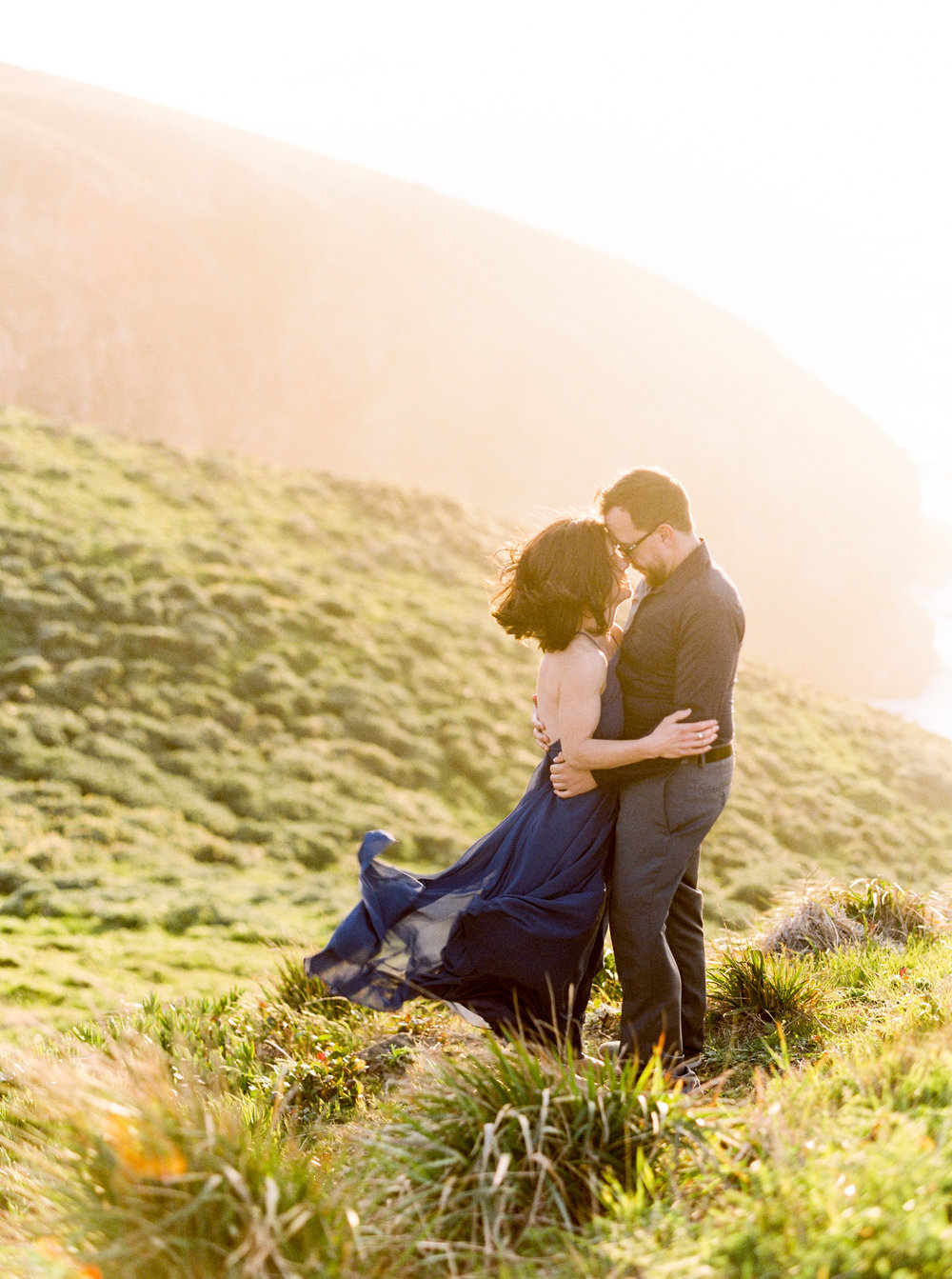 Point Reyes Engagement shoot - destination wedding photographer-3.jpg