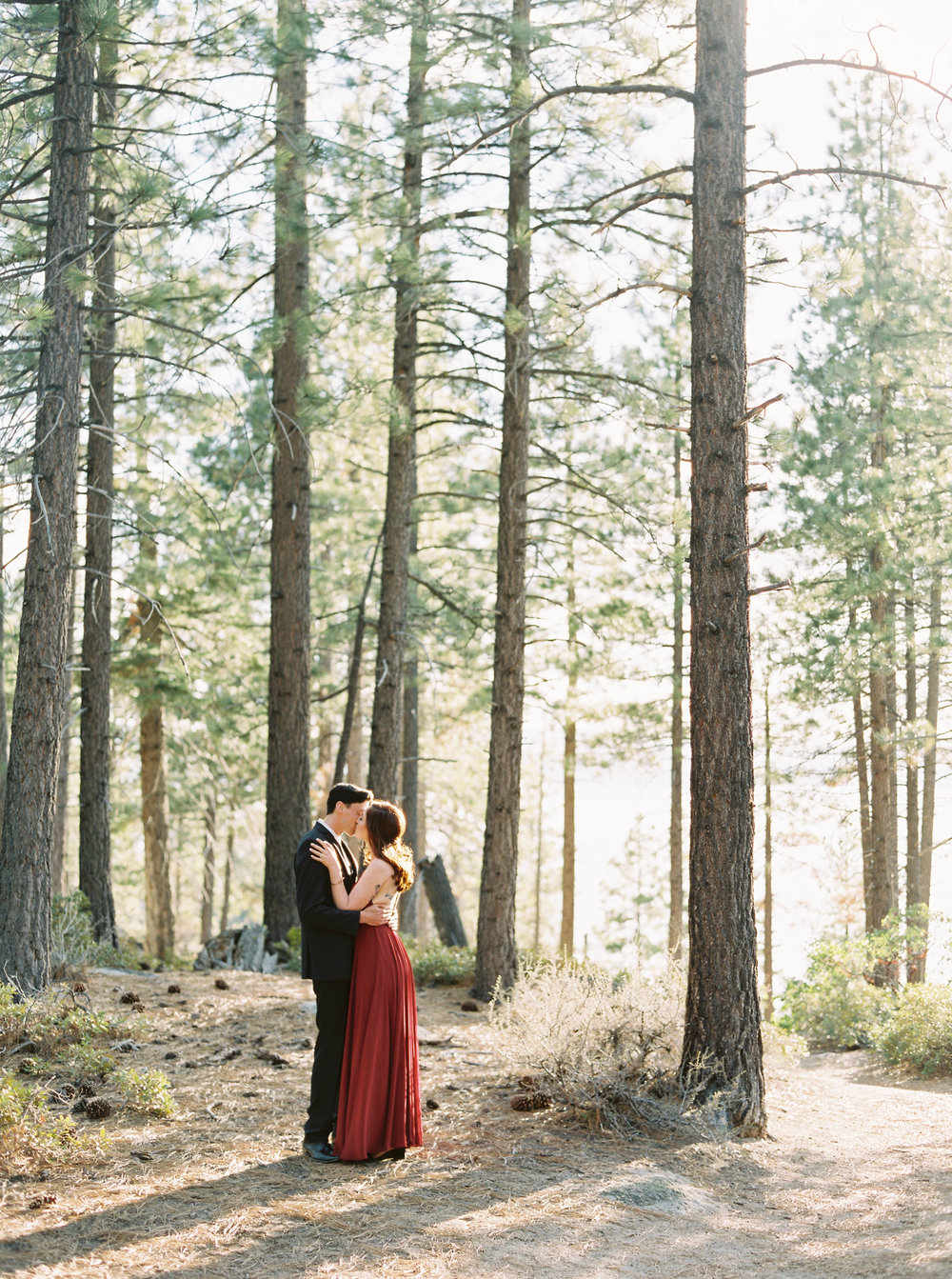 Lake Tahoe Engagement Photos - Fine Art Film Destination Wedding Photography-38.jpg