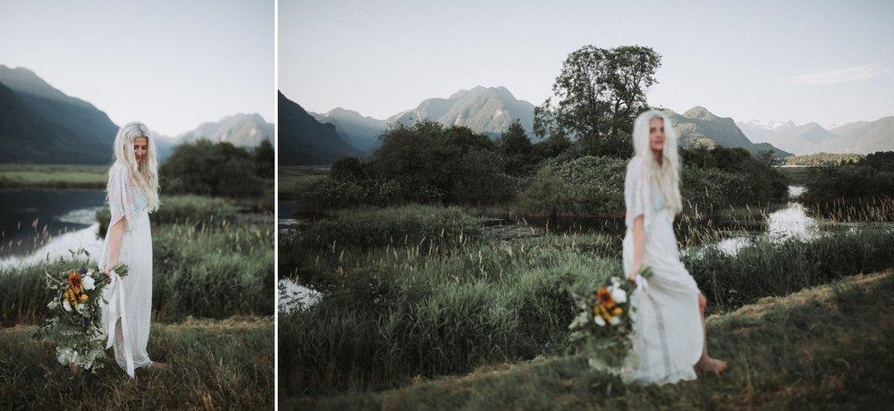 Boho-Bride-Pitt-Lake