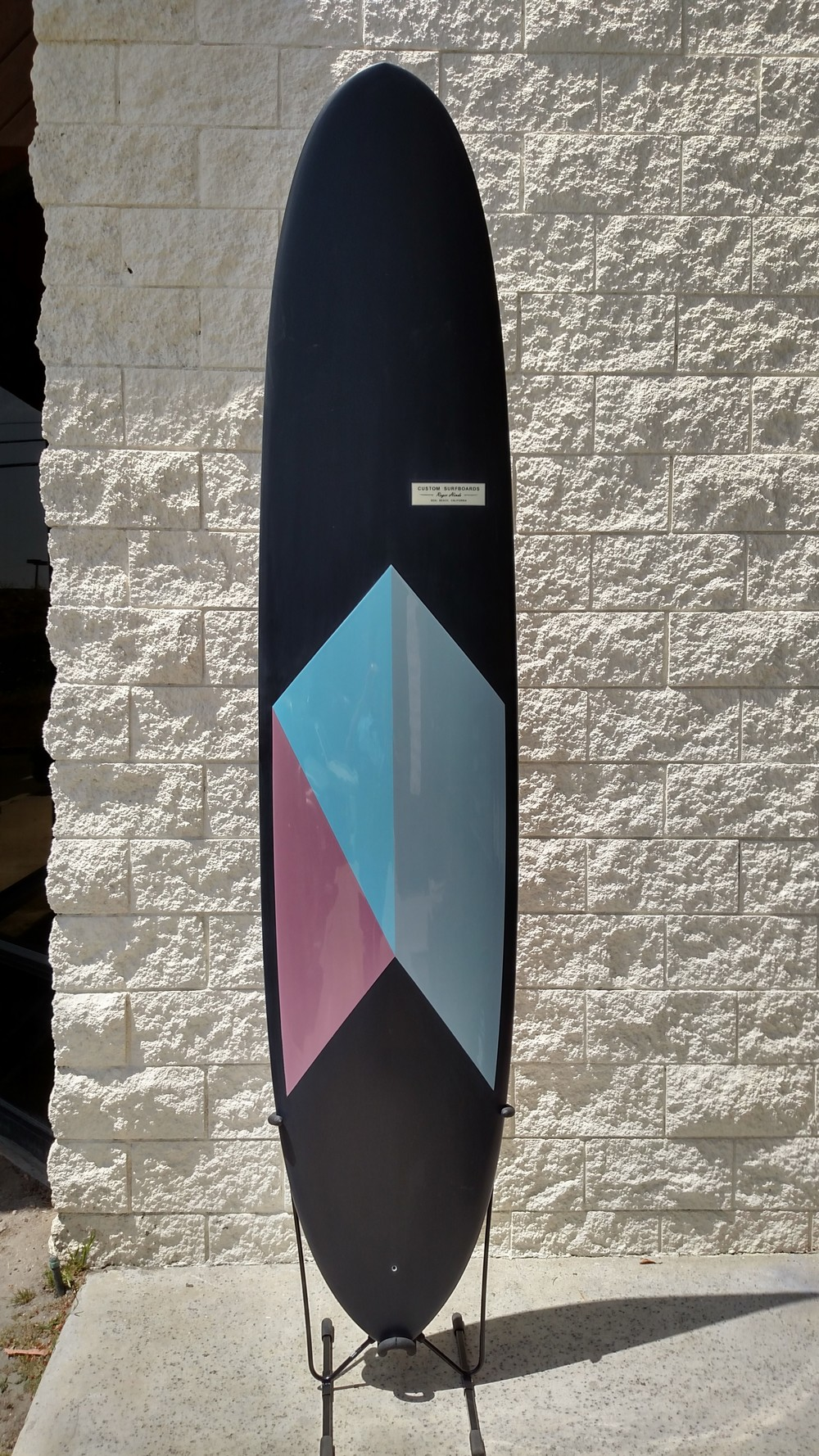 Roger Hinds Surfboards-Black Foam.jpg
