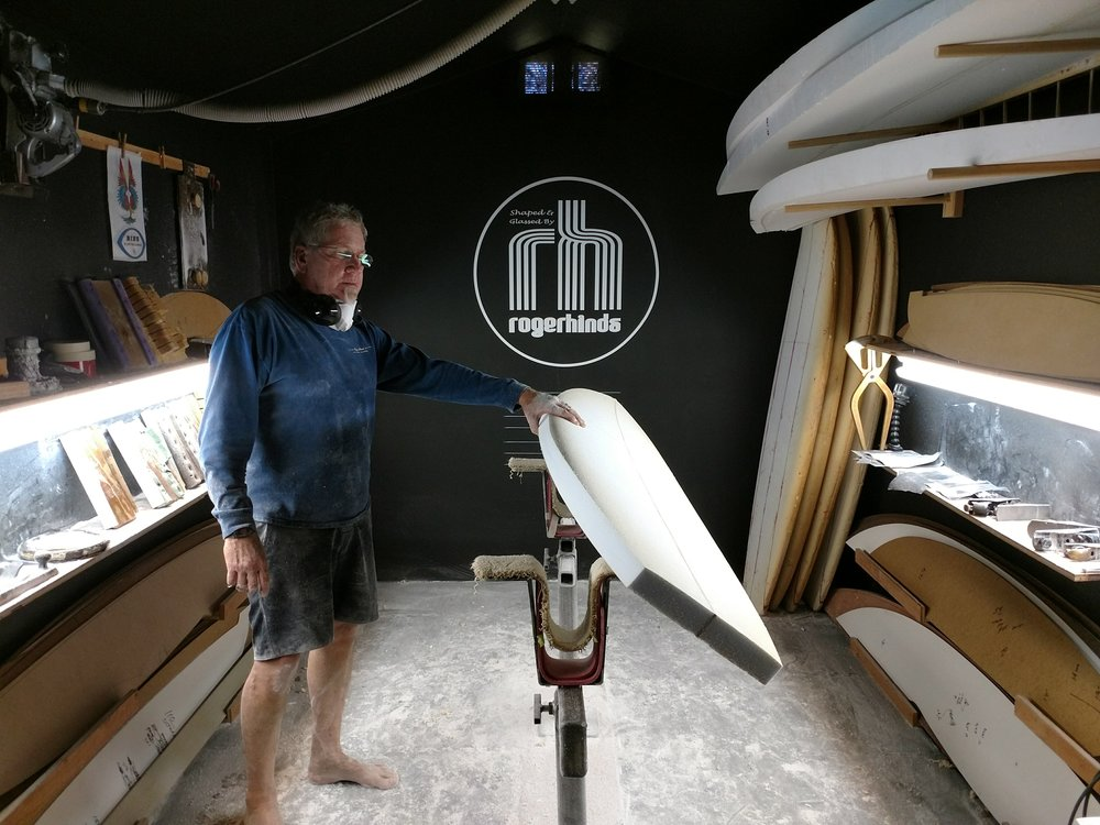 Roger Hinds Surfboards-Shaping Room.jpg