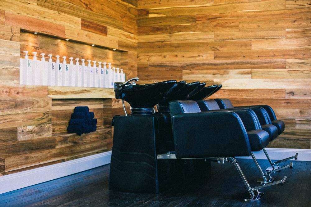 Client: Follow Hair Studio, Budds Beach