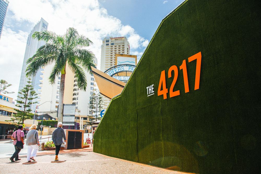 Client: The 4217, Surfers Paradise