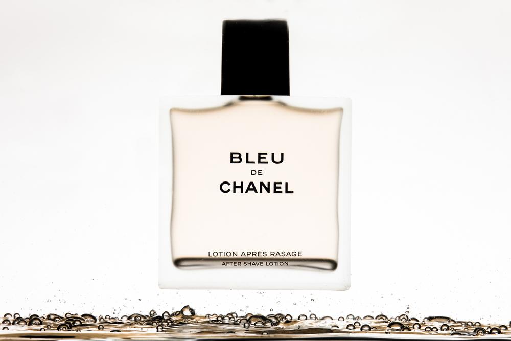Bleu De Chanel Test Shoot