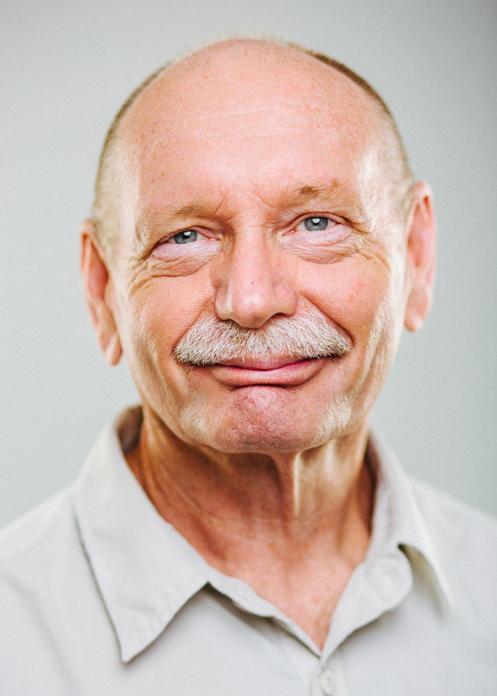 Model: Jim Livingstone   Click here for more info on Headshots