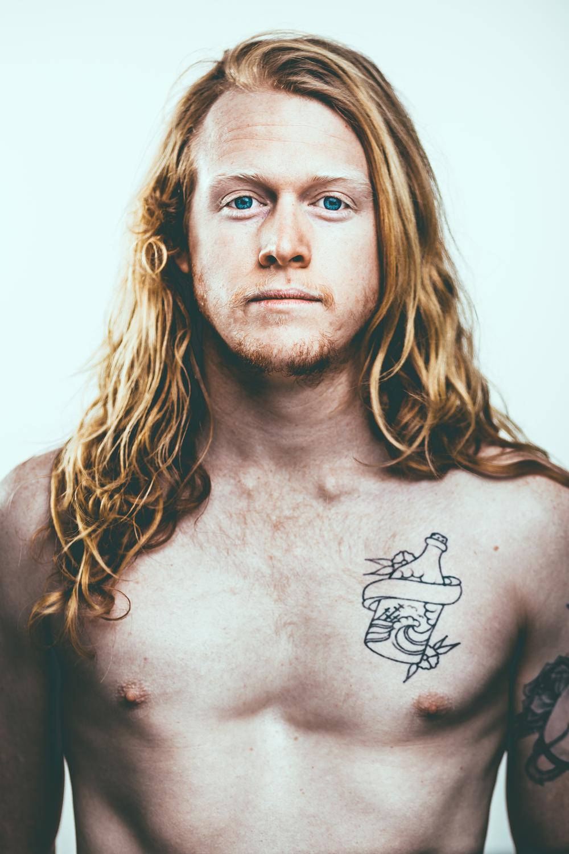 Model: Scott Dalton