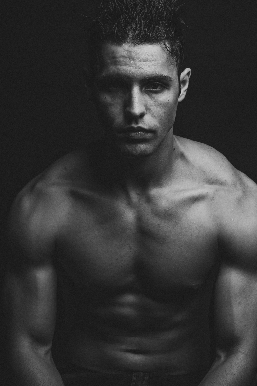 Model: Brandon Sherwood