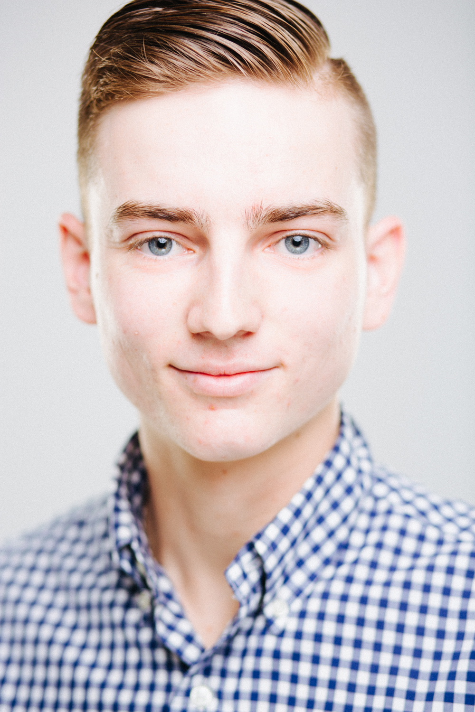 Model: Rafael Novak
