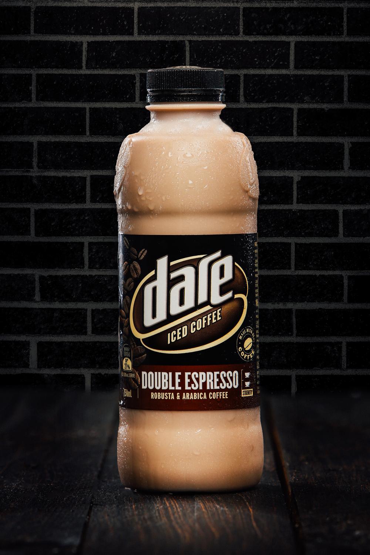 Dare Iced Coffee Test Shoot