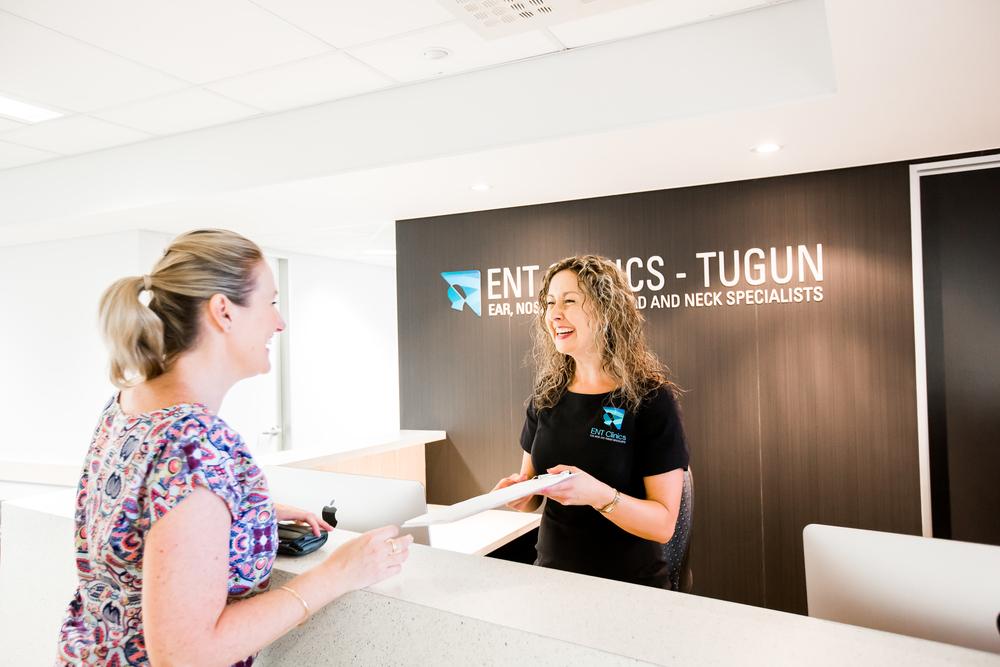 Client: ENT Clinics Tugan