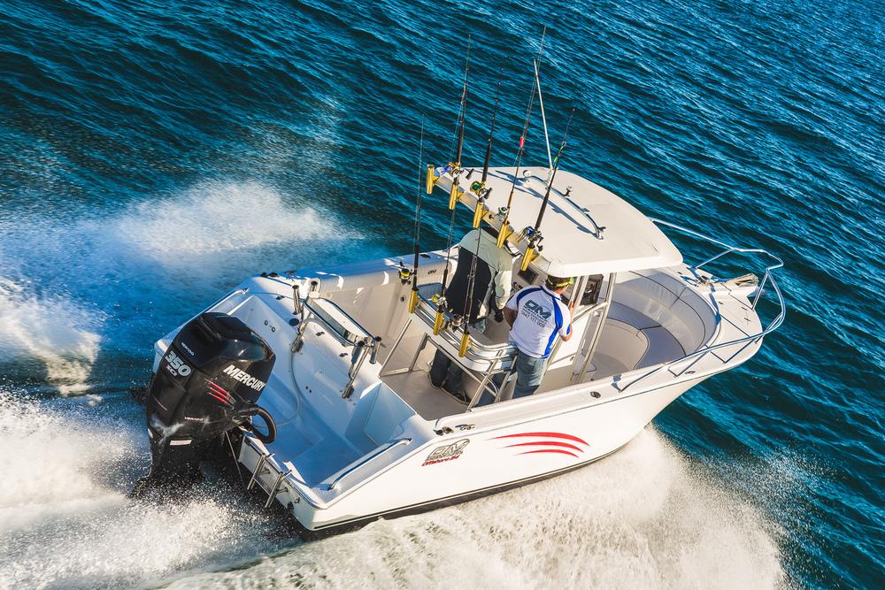 Client: OceanMax Marine