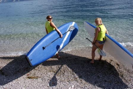 beginner soft boards, lifejacket provided.JPG