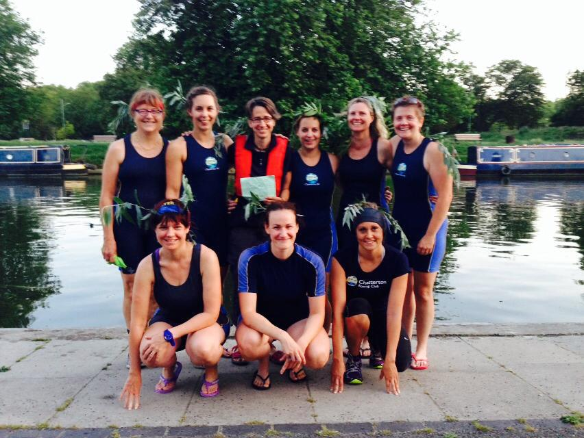 W1 - After taking down Champs 1, at Ditton Corner.