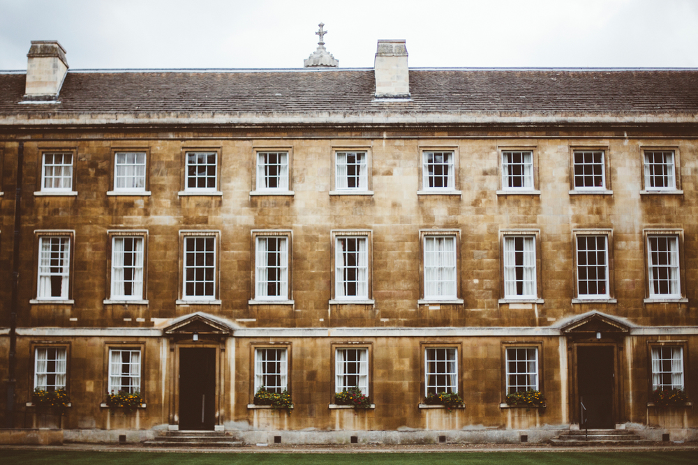 Cambridge University Engagement Shoot