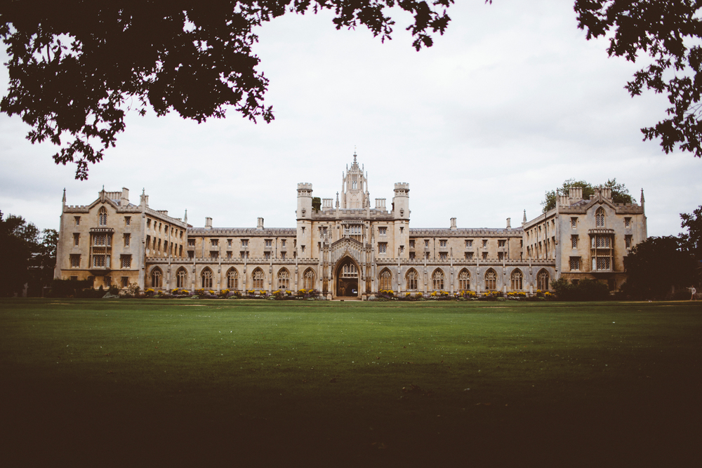 Cambridge University Building