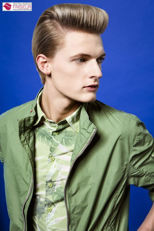 Flemming @ DOPAMIN MODELS Düsseldorf – Male Model Management – Trendlooks Campaign by Erwin Wenzel