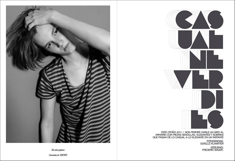 Helge @ DOPAMIN MODELS Düsseldorf – Editorial for R*Magazine by Estelle Klawitter