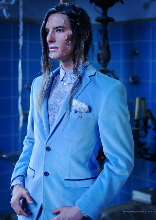 Julian @ DOPAMIN MODELS Düsseldorf – Editorial for Fashion-Faces Magazine USA by Claudius Holzmann