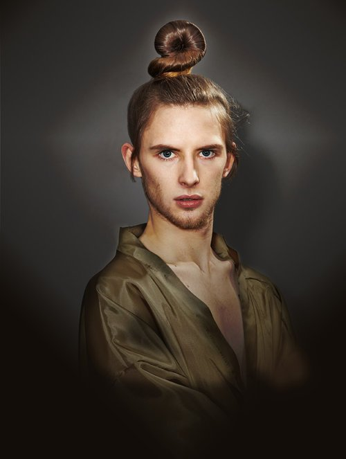 Julian @ DOPAMIN MODELS Düsseldorf – German Hairdressing Award