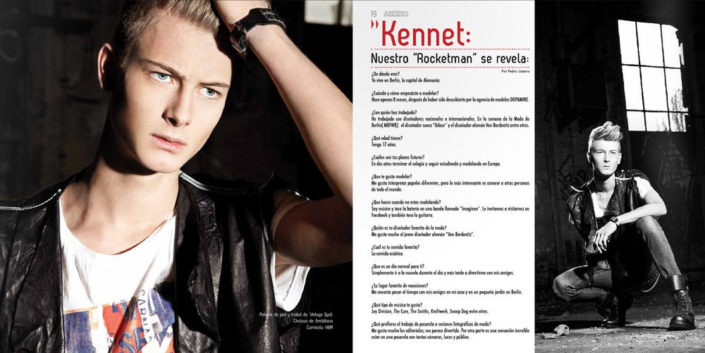 Kennet by Farina Deutschmann Berlin for access Magazine