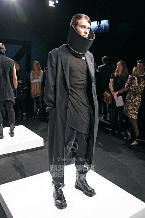 Kennet for Mercedes-Benz Fashion Week Berlin