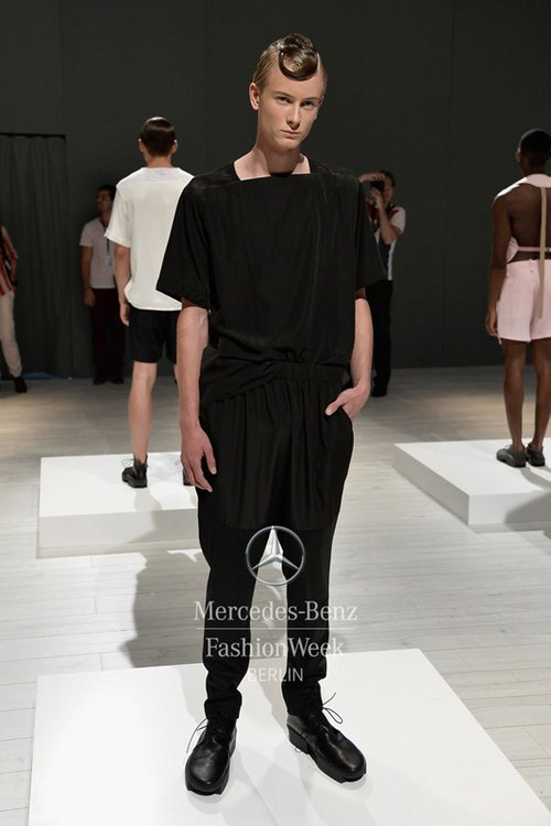 Kennet for Mercedes-Benz Fashion Week Berlin
