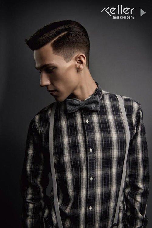 Maximilian @ DOPAMIN MODELS Düsseldorf & Berlin – Keller hair company
