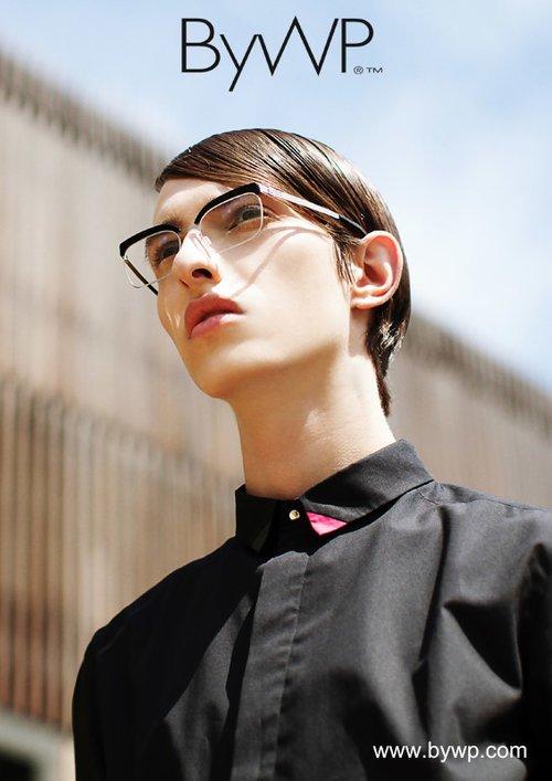 Pascal @ DOPAMIN Düsseldorf & Berlin by Suzana Holtgrave for ByWP Wolfgang Proksch eyewear SS17 ad campaign