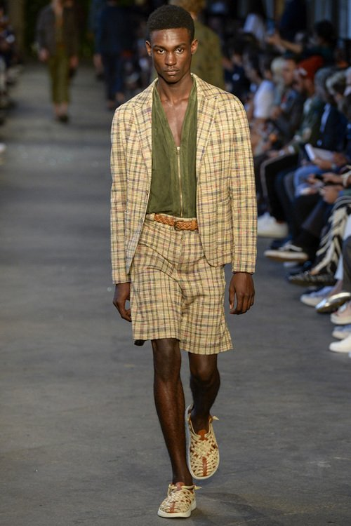 Missoni S/S 17 Men's Show Milan