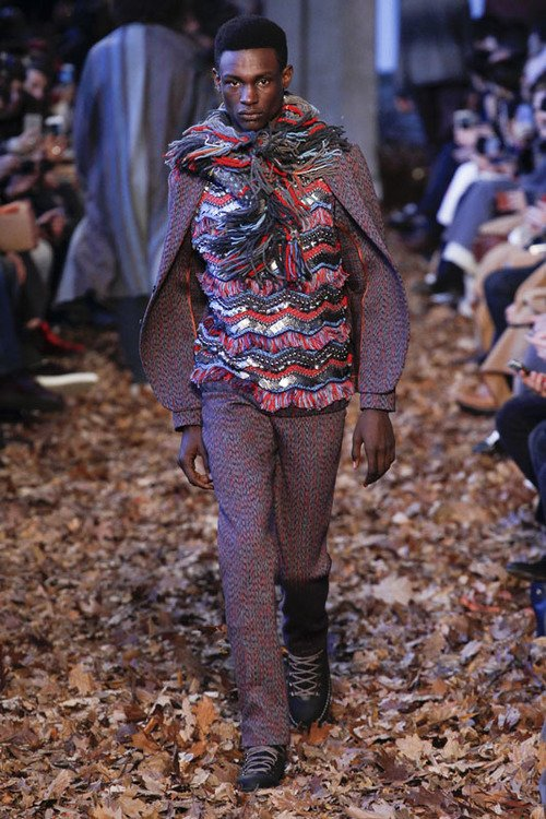 Missoni F/W 16 Men's Show Milan