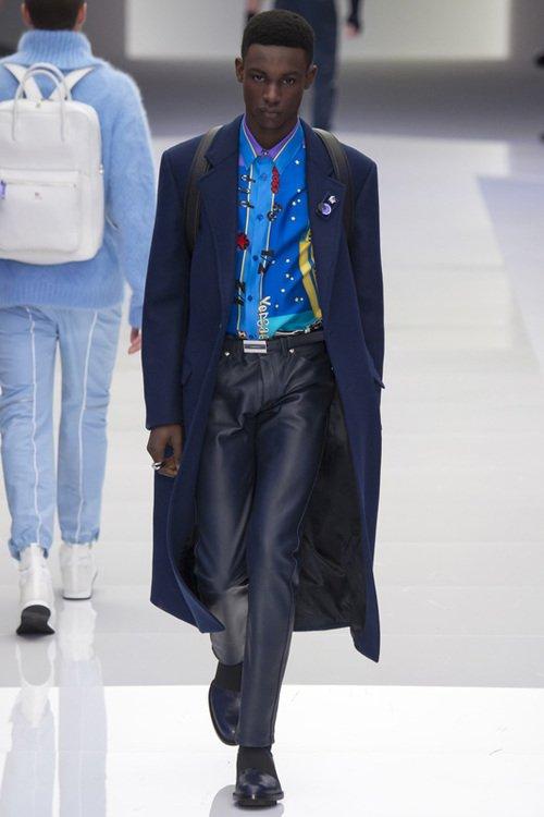 Versace F/W 16 Men's Show Milan