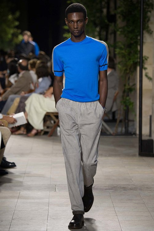 Hermes S/S 16 Men's Show Paris