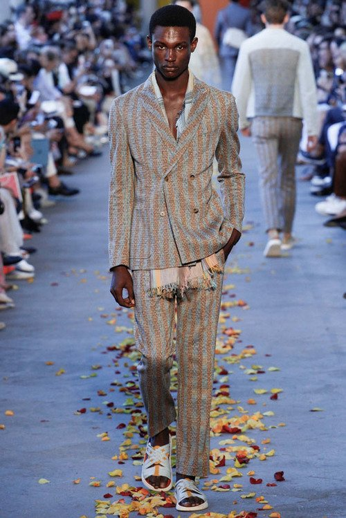 Missoni S/S 16 Men's Show Milan