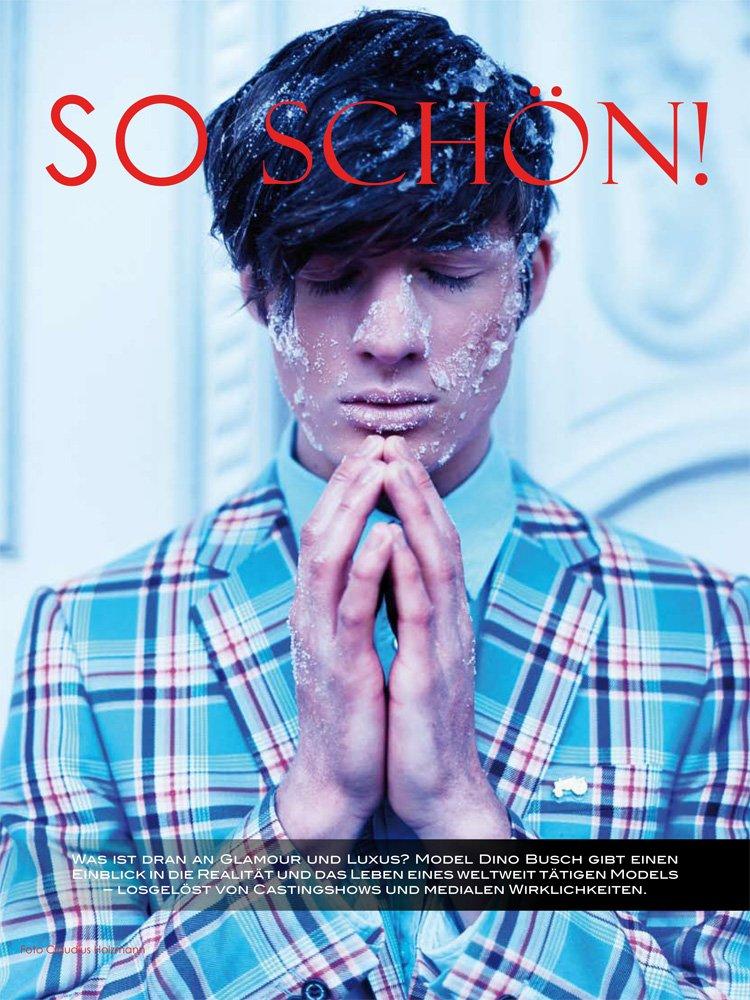 """DOPAMIN MODELS – Interview HARBOR Magazin """"Einblick in das Leben eines Models"""" – Model Management und Modelagentur Düsseldorf"""