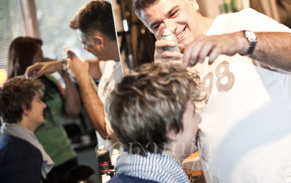"""making-of Editorial """"BOYS TO MEN"""" for C-Heads Magazine Austria /2– Modelagentur Düsseldorf, Köln und Berlin"""