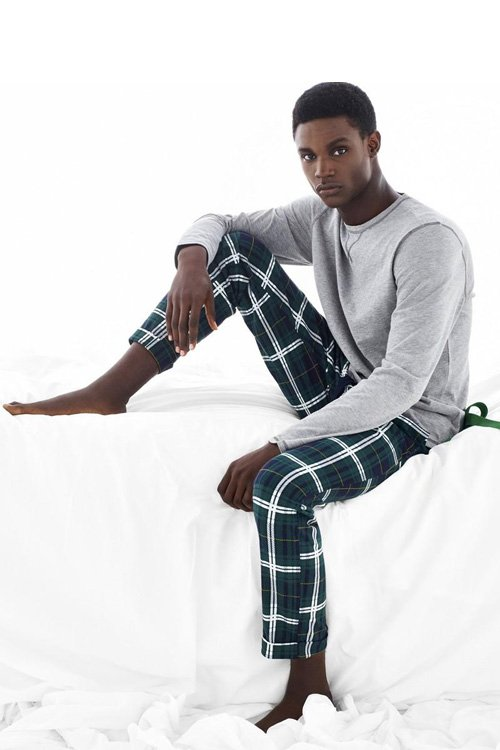 Victor Ndigwe @ DOPAMIN Modelagentur Düsseldorf for Undercolors of Benetton