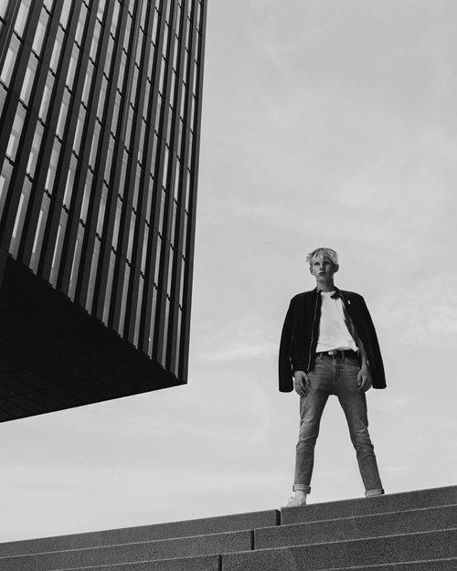 Eric @ DOPAMIN Modelagentur Düsseldorf & Berlin, Fotograf Francisco Barrachina