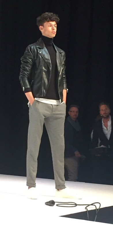 Fabrizio @ DOPAMIN Modelagentur Düsseldorf für KMS hair / Kao Germany