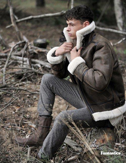 Fabrizio @ DOPAMIN Model Agency Düsseldorf & Frankfurt, Photographer Arno Ende, Editorial Fantastics Magazine