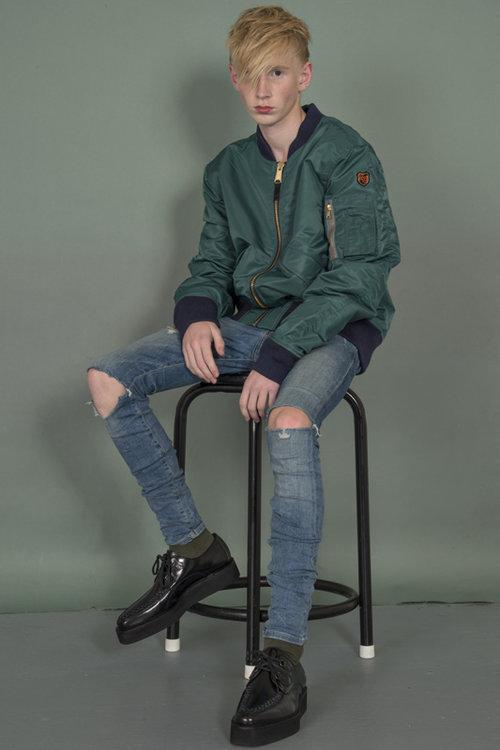Eric @ DOPAMIN Models Dusseldorf & Cologne, Photographer Estelle Klawitter