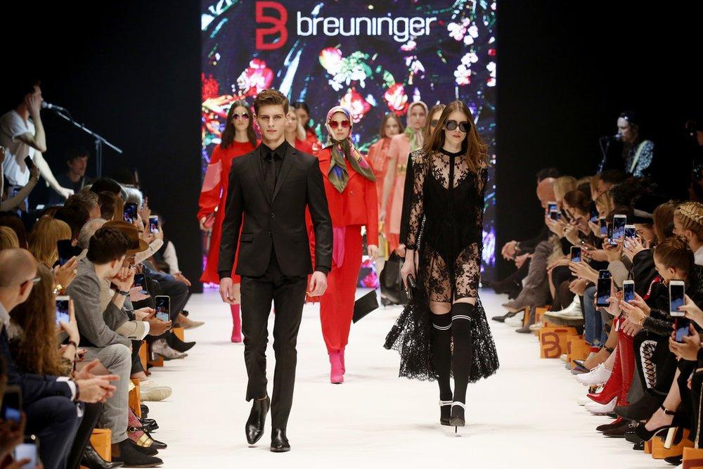 Jude für Breuninger Platform Fashion Laufsteg-Show; Foto: Sebastian Reuter, Getty Images für Platform Fashion