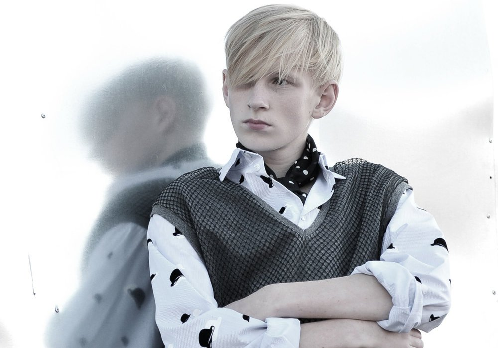 Eric @ DOPAMIN Models Düsseldorf & Köln, Fotograf Arno Ende
