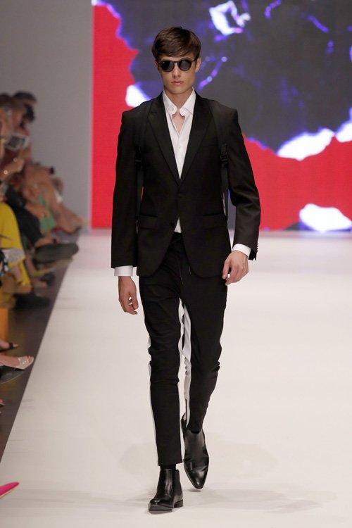Anton für Breuninger Platform Fashion Laufsteg-Show; Foto: Sebastian Reuter, Getty Images für Platform Fashion