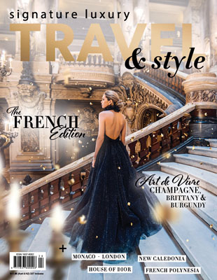 Signature Luxury Travel & Style Cover