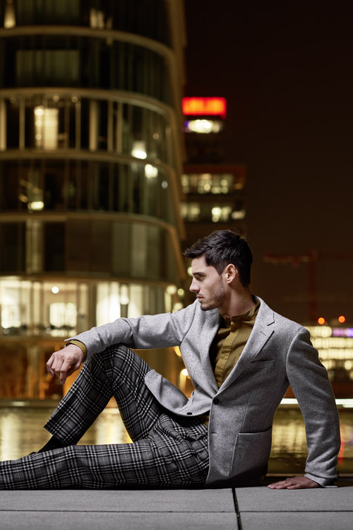 "Editorial ""Light up the Night"" for Dolce Magazine Canada by Claudius Holzmann"