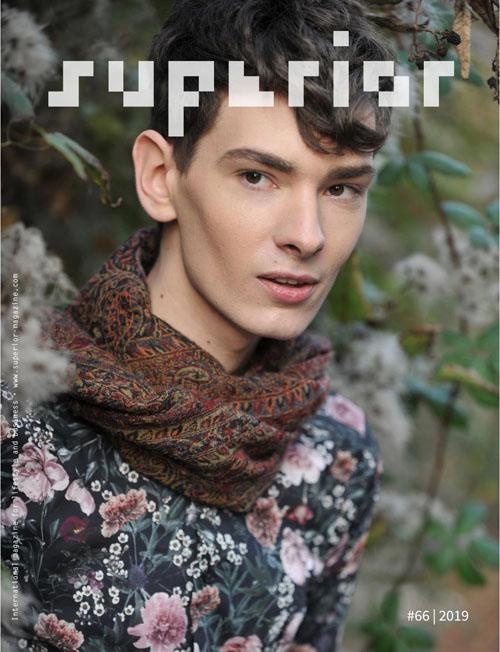 Clément @ Dopamin Modelagenturen Düsseldorf, Superior International Magazine Berlin, Fotograf: Arno Ende Köln